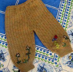 .baby leggings from sweater sleeves