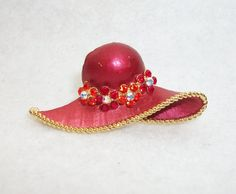 April 2014 Collector's Pin - Red Hat Society Store | Red Hat ...