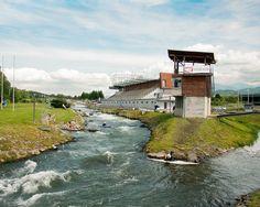 Ondrej Cibak Whitewater Slalom Course, Slovakia: