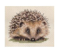 Cross-stitch Hedgehog, part 1...    Gallery.ru / Фото #26 - 201 - markisa81