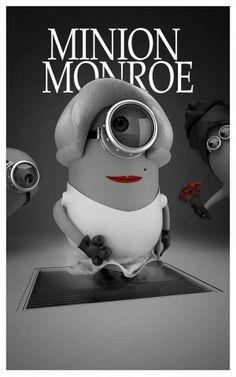 Minion Monroe