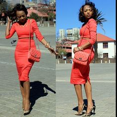 sunday ensemble by Rachel Zoe, Modern Classic, Instagram Fashion, South Africa, Cute Outfits, Bodycon Dress, Dresses For Work, Ms, Sunday