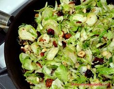 Brussel Sprouts Made Tasty Recipe