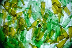 Baltimore County Admits It Hasn't Been Recycling Glass for 7 Years. It Still Encourages Residents to Recycle Glass. Recycling Of Waste, Recycling Process, Recycling Center, Recycling Programs, Recycling Bins, Recycled Wine Corks, Recycled Glass Bottles, Why Recycle, Reuse