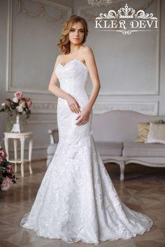 Свадебное платье Kler Devi Mia Bella Collection Raffaella