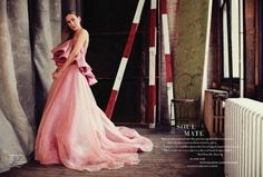 Sarah Jessica Parker для журнала Harper's Bazaar