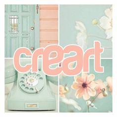 creart vintage Pastel Purple, Lilac, Pink, Green Candy, Season 1, Spring Time, Delicate, Orange, Rose