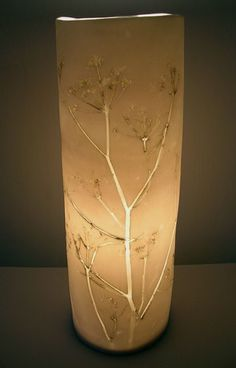 Cowparsley Lantern by Sheila Hickey.