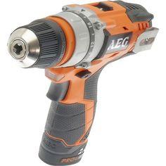 AEG 12V LI-ION HAMMER DRILL, BSB12C Cordless Power Tools, Cordless Drill, Hammer Drill, Wood Tools, Drill Driver, Makita, Home Depot, Ideas, Design