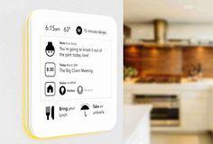 SeeNote | Das Kontrollzentrum für dein Smart Home als ein digitaler Notizzettel für die Wohnungstüre | Atomlabor Blog | Dein Lifestyle Blog aus Wuppertal