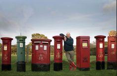 English Postal Box Collector