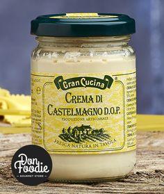 Crema de queso Castelmagno Gran Cucina #productos #calidad #comida #food #gourmet #healthy #salsas  #sabor #flavour #especias #alimentacion #foodies