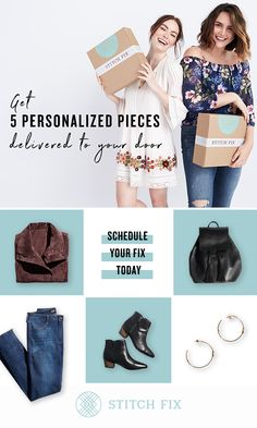 Get this fabulous look and many others hand picked just for you and delivered right to your door with Stitch Fix. Cute Fashion, Fashion Beauty, Fashion Outfits, Womens Fashion, Fashion Trends, Fashion Ideas, Pretty Outfits, Cute Outfits, Try On