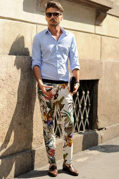 all about the trousers. Don't you think?            These trousers are D0PE