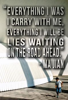 """""""Everything I was I carry with me, everything I will be lies waiting on the road ahead. Speed Training, My Everything, Travel Quotes, Valencia, Ibiza, Letting Go, Travel Inspiration, Waiting, Spain"""