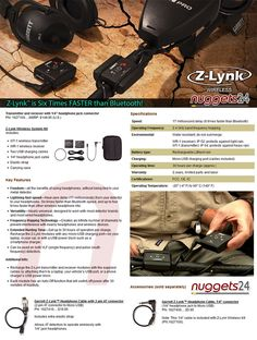GARRETT Z-LYNK Z LYNK wireless headphone module for ALL Metal Detectors from nuggets24.com - 6-times faster than Bluetooth !! Wireless Headphones, Bluetooth, Times, Accessories, Detector De Metal, Wireless Earbuds, Blue Tooth, Ornament