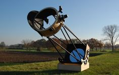 """Roel Weijenberg 16"""" (406mm) f/4.5 truss Dobsonian (description in Dutch, but many very detailed pictures of construction and parts)"""