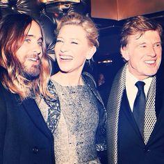 Jared, Cate, & Robert