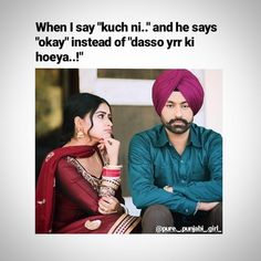 Sweet Couple Quotes, Couples Quotes Love, Bff Quotes, Real Quotes, Funny Quotes, Punjabi Attitude Quotes, Punjabi Love Quotes, Some Beautiful Quotes, Best Love Quotes