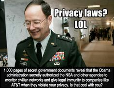 Privacy Laws?