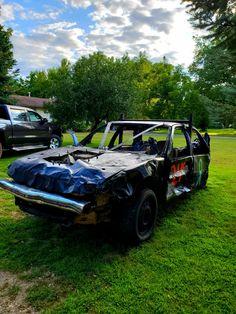 Demolition Derby, Derby Cars, Monster Trucks
