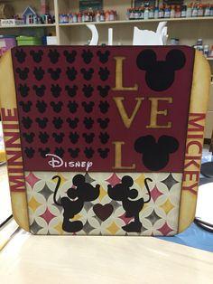 Linha Disney