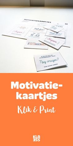 Wil je het beste halen uit je leerlingen? Geef regelmatig een schouderklopje met deze motivatiekaartjes. #onderwijs #feedback #download Class Tools, Coaching, Study Skills, Yoga For Kids, School Hacks, Growth Mindset, Primary School, Social Skills, Classroom Management