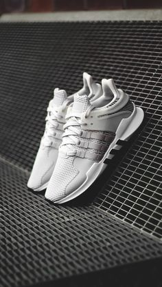 big sale 4e917 d79b3 ADIDAS EQT SUPPORT ADV (white  white  grey one) SKU BY9582
