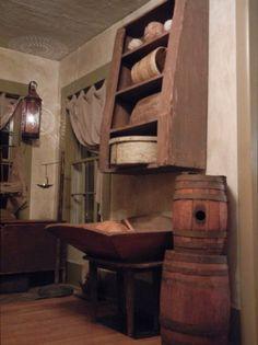 Idee per #arredamento da #botti in legno usate.