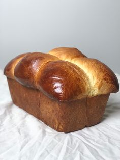 Recipe: Sourdough Brioche