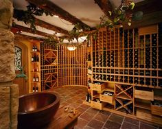 i love great wine cellars