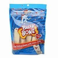 My dogs love these! A sort of long lasting treat :)