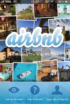 Have you found that AirBnB is Changing the Way We Travel?