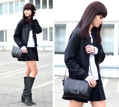 Something old, something new (by Lucy De B.) http://lookbook.nu/look/4175096-Something-old-something-new