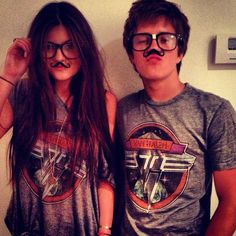 Billy Unger and Kylie Jenner