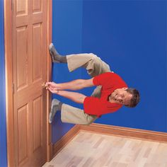 This article shows you how to fix a sticking door in most cases without removing the door. Get instant results and enjoy a trouble-free door.