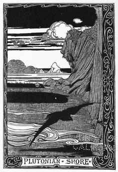 William Heath Robinson (1872-1944) - Poems of Edgar Allan Poe, 1900