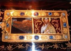 A Miracle of the Right Hand of St. John the Baptist in 2006 | MYSTAGOGY RESOURCE CENTER