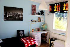 Vinttikissa: Pojan huone