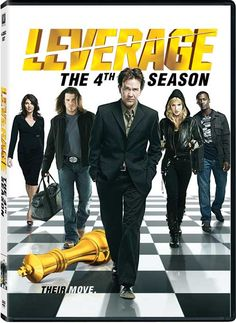Leverage - 'The 4th Season' of TNT's Show Starring Tim Hutton is Announced...by Fox!