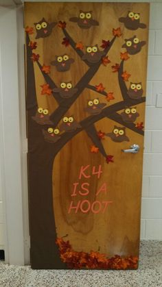 Classroom Door Decorations For Fall fall door decorations for school | cricut in my classroom: happy