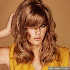 Karamel Saç Rengi 2017   ModaMari