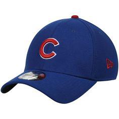 14a6b127275 Men s New Era Royal Chicago Cubs Wrigley Field Team Classic 39THIRTY Flex  Hat