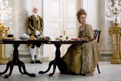 The Duchess - Keira Knightly as Lady Georgiana Cavendish, Duchess of Devonshire.