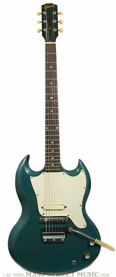 This 1967 Gibson Melody Maker