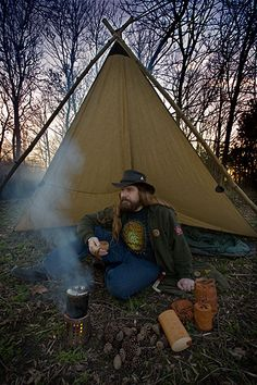 Bushcraft - Travelling Light #bushcraft