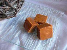 Papilles on/off: Caramels au beurre salé / Fudges au beurre salé au thermomix