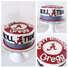 Alabama cake                                                                                                                                                                                 More