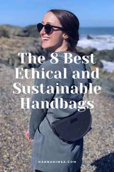 Looking for affordable vegan handbags that are also ethically made using environmentally-friendly and sustainable materials? I've got you covered in this list of the best affordable luxury and designer vegan bags in every style and for every budget! Plus, I've got a couple of discount codes for you, because I want to help make ethical purchases as accessible as possible. Here are the 8 best ethical, eco-friendly and sustainable handbags