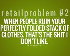 Retail problems -_-